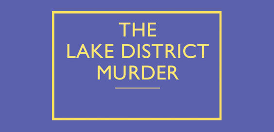 the lake district murder john bude book review logo crime