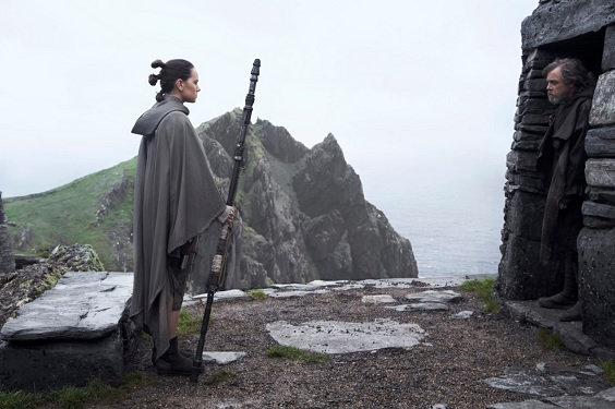 the last jedi film review star wars mark hamill