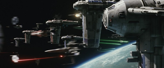 the last jedi film review star wars ships