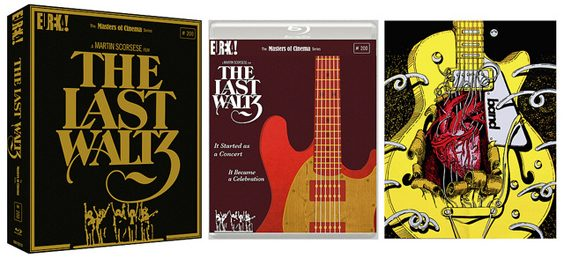 the last waltz bluray film review covers