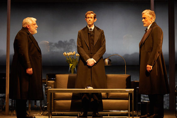 the lehman trilogy review national theatre satellite screening july 2019 actors