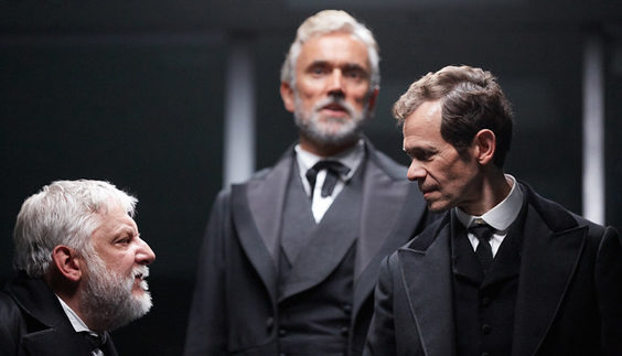 the lehman trilogy review national theatre satellite screening july 2019 cast