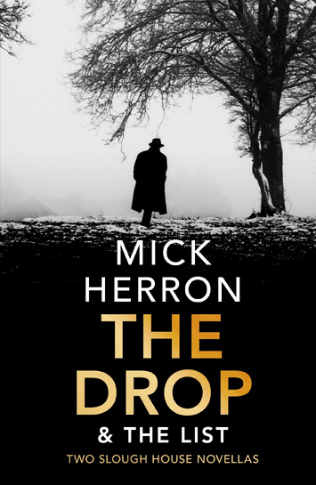 the list the drop mick herron book review cover