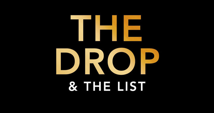 the list the drop mick herron book review logo main