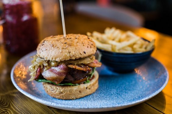 the lost and found sheffield restaurant review burger