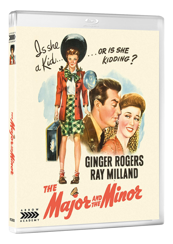 the major and the minor film review cover