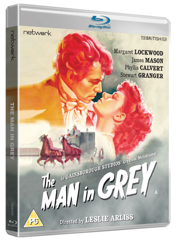 the man in grey film review cover