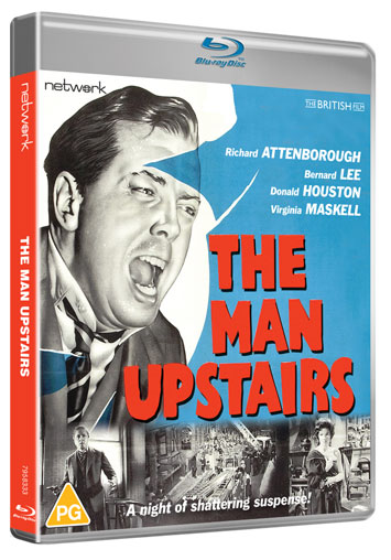 the man upstairs film review cover