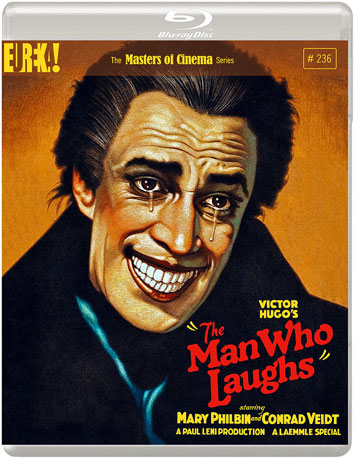 the man who laughs film review cover