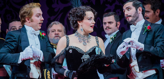 the merry widow review leeds grand september 2018 opera