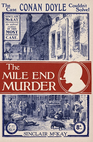 the mile end murder sinclaie mckay book review cover