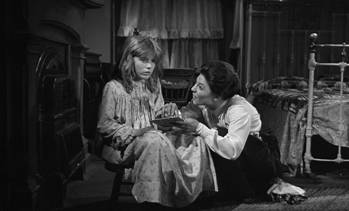 the miracle worker film review bluray