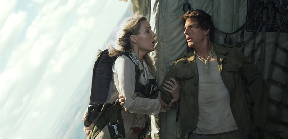 the mummy 2017 film review cruise