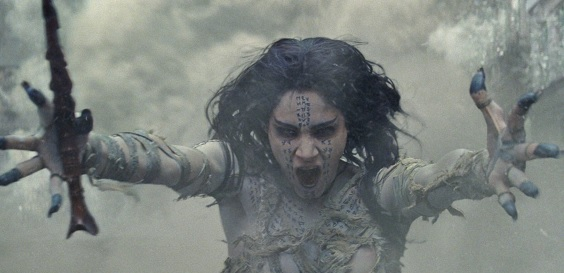 the mummy 2017 film review monster