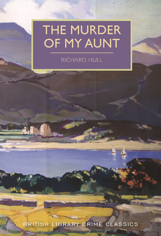 the murder of my aunt richard hull book review cover