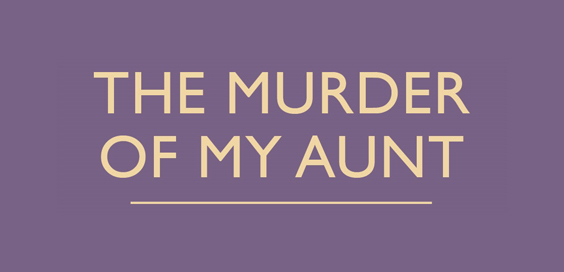 the murder of my aunt richard hull book review logo