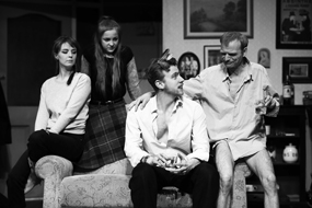 the night season review east riding theatre east yorkshire
