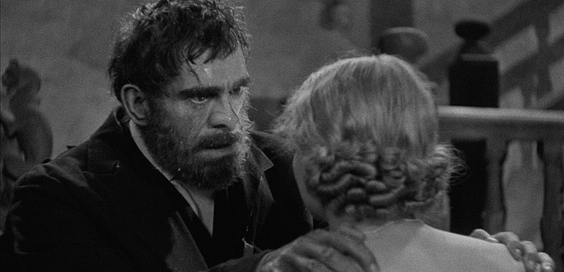the old dark house film review boris karloff