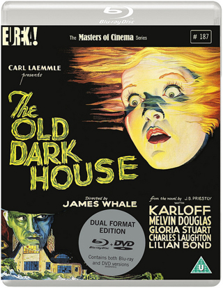 the old dark house film review cover