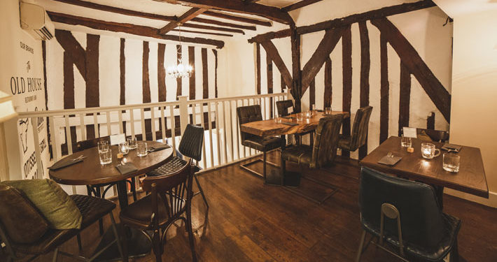 the old house york restaurant review main interior