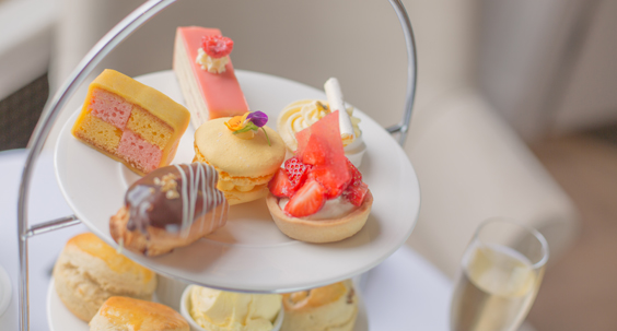 the principal york restaurant review afternoon tea tiers