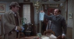 the private life of sherlock holmes film review dvd watson