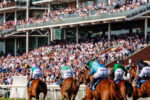 the return of horse racing main