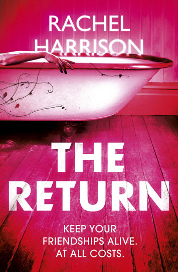 the return rachel harrison book review cover