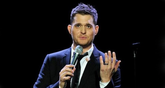the rise of men's engagement rings michael buble