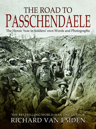 the road to passchendaele book review cover