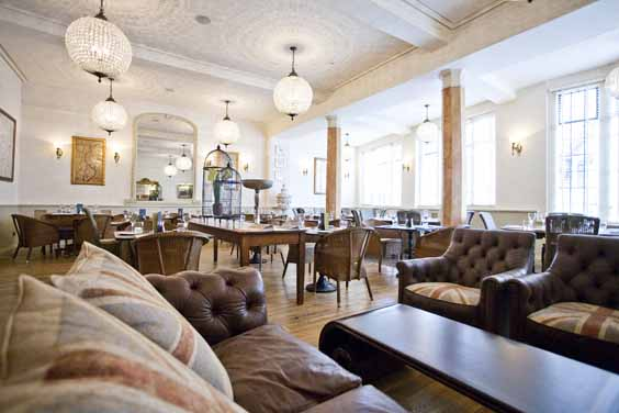 the royal kirkby lonsdale hotel review restaurant