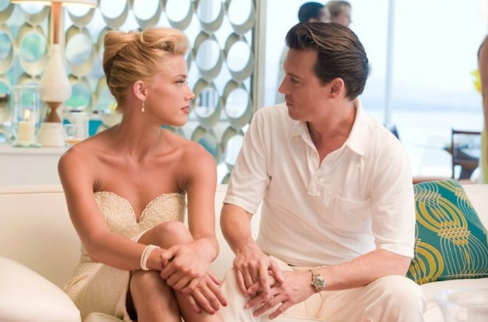 the rum diary film review amber heard