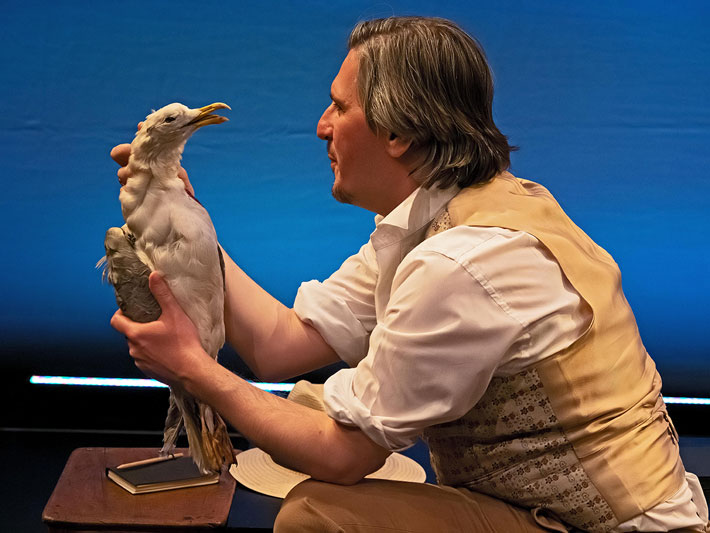 the seagull review york theatre royal february 2020 frayn