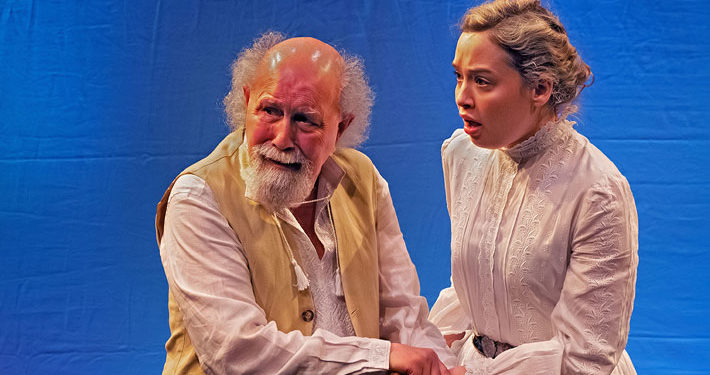the seagull review york theatre royal february 2020 main