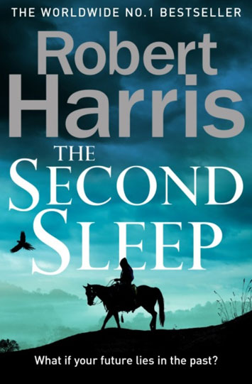 the second sleep robert harris book review cover