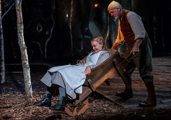 the secret garden review york theatre royal august 2018 barnett