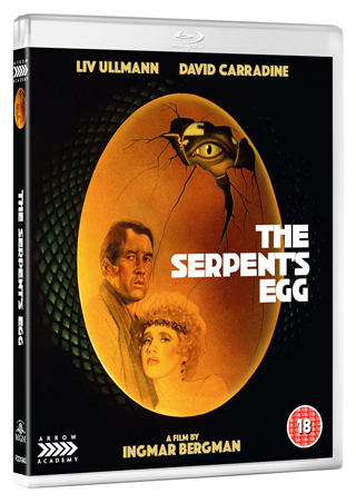 the serpent's egg film review cover