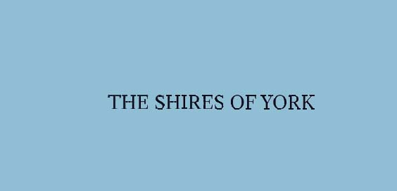 the shires of york book review logo