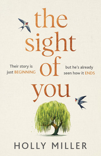 the sight of you holly miller book review cover