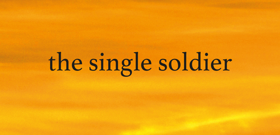 the single soldier george costigan book review logo