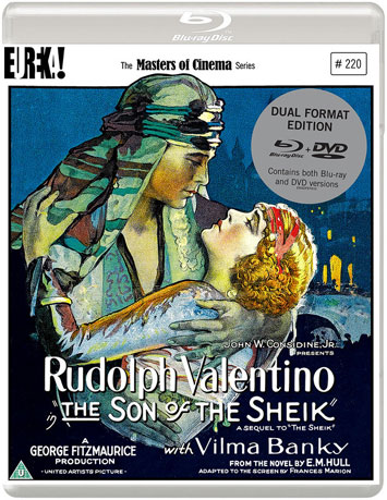the son of the sheik film review cover