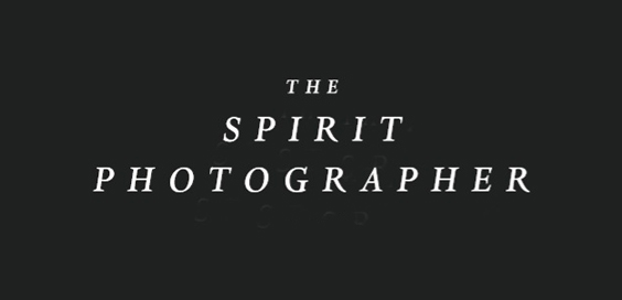 the spirit photographer Jon Michael Varese book review logo