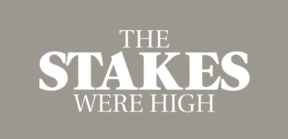 the stakes were high keith baker book review logo
