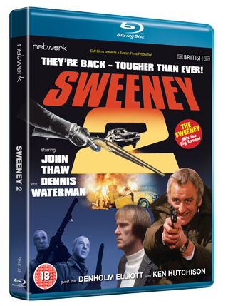 the sweeney 2 film review cover