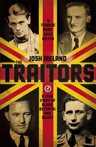 the traitors john ireland book review cover