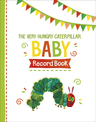 the very hungry caterpillar record book eric carle review cover