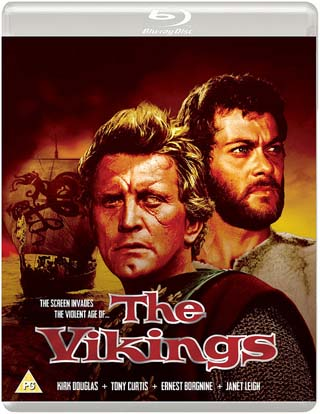 the vikings bluray cover