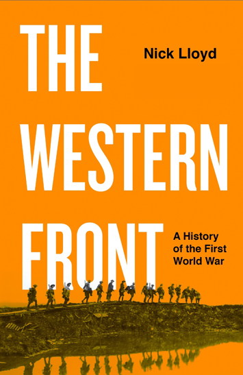 the western front nick lloyd book review cover