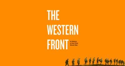 the western front nick lloyd book review logo