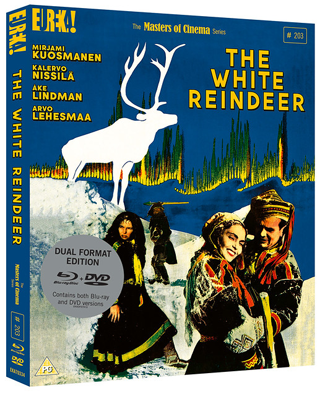 the white reindeer film review cover